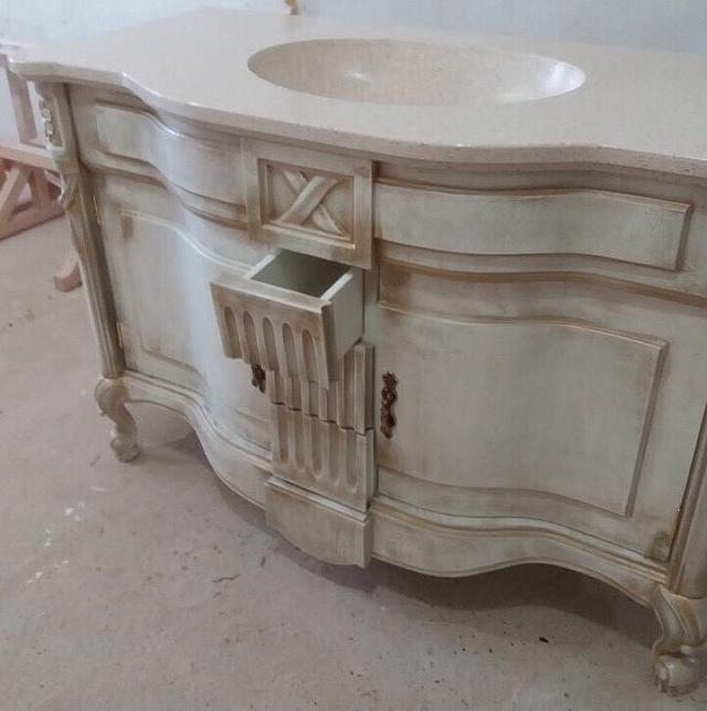 Мебель в ванную комнату под заказ