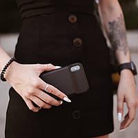 Чехол-аккумулятор для iPhone XS Max 4000 мАч Черный