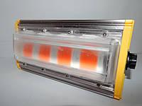 Фитолампа DIY ELECTRONIX (прожектор светодиодный) RED + UV полный спектр Full spectrum 200 ват