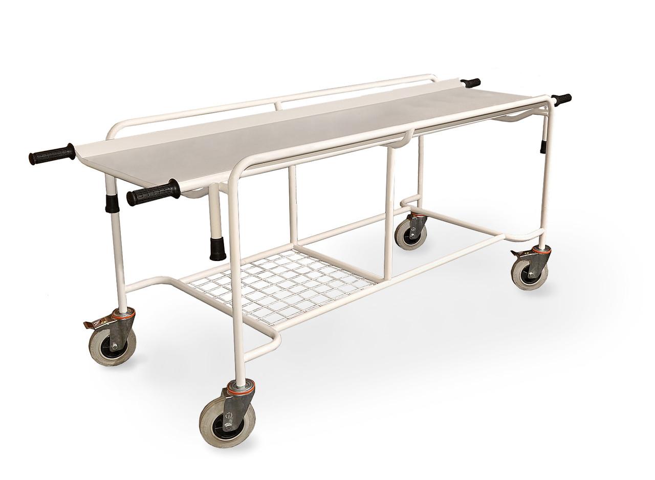 Тележка перевозки больных со съемными носилками ТПБс
