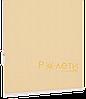 Ролета тканевая Е-Mini Камила Светлый абрикос A604, фото 4