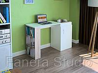 Стіл комп'ютерний з дверима №29, фото 2
