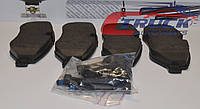 Колодки тормозные передняя ось Iveco Daily E4, Model Year 2009 (42561355)