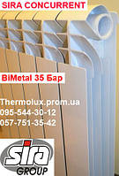 Радиатор SIRA CONCURRENT 500/85 биметаллический (Италия)