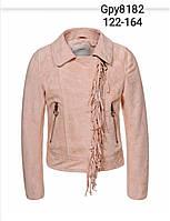 Куртка для девочек оптом, Glo-Story, 122/128-158/164 см,  № GPY-8182