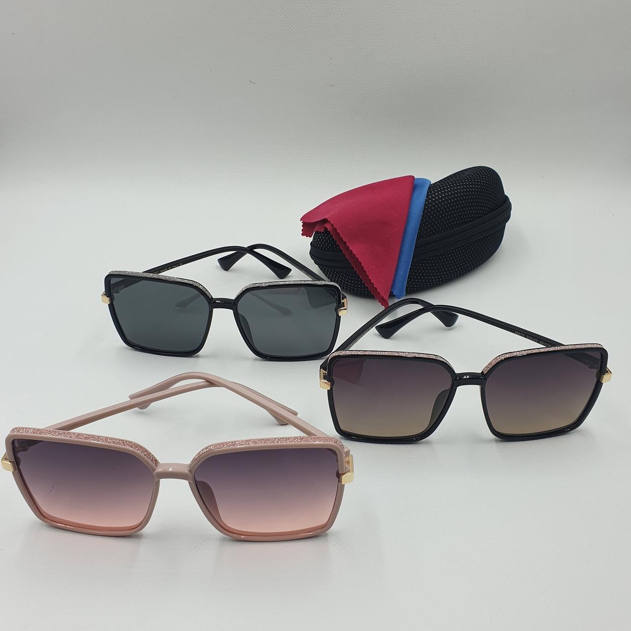 Солнцезащитные очки женские JC3987S  Квадратные 3 цвета