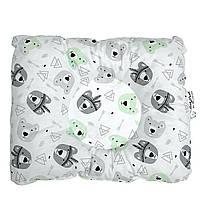 Ортопедическая подушка для новорожденных Мишки-индейцы №17