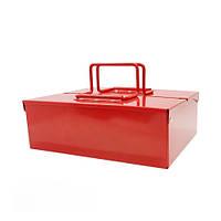 Ящик для инструмента малый 300мм 1 отсек (ХЗСО) MTB300-1, фото 1