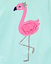 "Детский купальник картерс для девочки с защитой от солнца UPF 50+ ""Фламинго"" Carter's, фото 3"