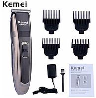 Машинка для стрижки волос Kemei KM PG 104 аккумуляторная, беспроводная машинка для стрижки волос, фото 1