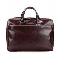 Портфель Piquadro BL SQUARE/Cognac CA4761B2_MO