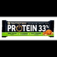 GoOn Батончик Protein 33% Salt Caramel 50 гр 1/25, фото 1