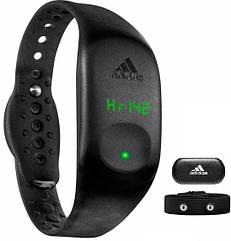 Пульсометр / датчик пульса / кардиодатчик нагрудный Adidas MiCoach Fitness Zone с запястным браслетом (ANT+)