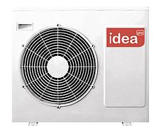 Кондиционер IDEA Pro Brilliant IPA-12HRFN1 ION Inverter -21°С ионизатор класс А++ до 35 м2, фото 3