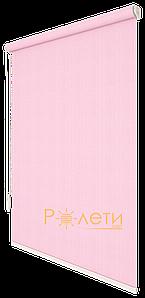 Ролета тканевая Е-Mini Камила Розовый A614