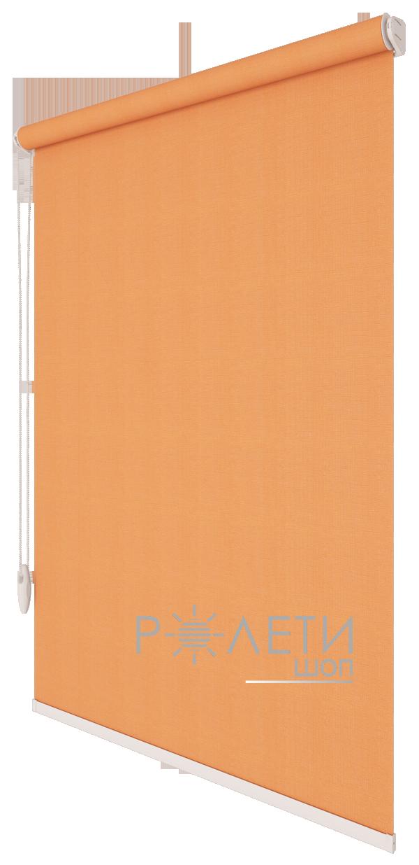 Ролета тканевая Е-Mini Камила Персиковый A617