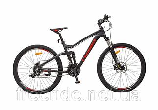 Двухподвесный Велосипед Crosser Raptor 29 (17) гидравлика Altus 24S