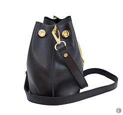 Женская сумка Case экокожа 524 черная з, фото 2