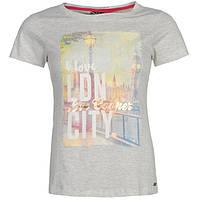 Брендовая футболка Lee Cooper (оригинал), размер XS