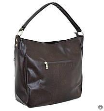 616 сумка пітон коричнева, фото 2
