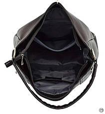 616 сумка пітон коричнева, фото 3