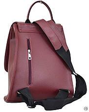 Женский рюкзак Case 546 бордо, фото 2