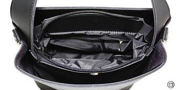 Женская сумка Case 516 черная, фото 3