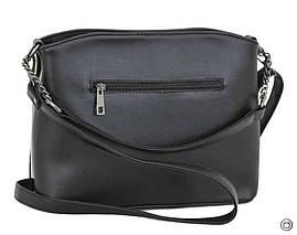 Женская сумка Case 628 черная, фото 2