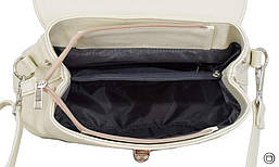 Стильная женская сумка Case 622 беж г, фото 3