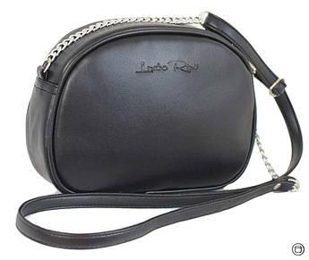 Женская сумка кроссбоди из кожзама Case 527 черная г, фото 2