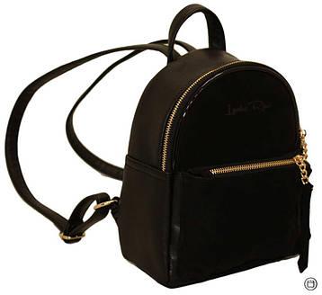 Женский рюкзак Case 407 черная замш з, фото 2