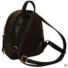 Женский рюкзак Case 407 черная замш з, фото 3