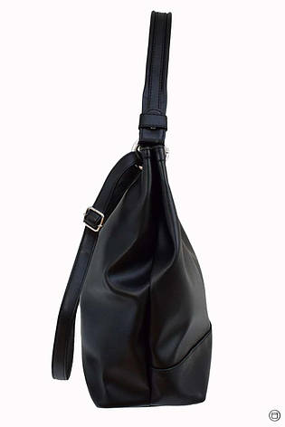 Большая женская сумка Украина 460 черная г, фото 2