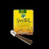 Фарба для волосся SanoTint Лайт, темно-русявий натуральна рослинна, фото 3