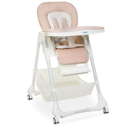 Дитячий стільчик-трансформер для годування M 3822 BEIGE