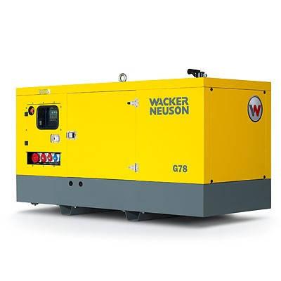 Дизель-генераторные установки G43 Wacker Neuson, фото 2
