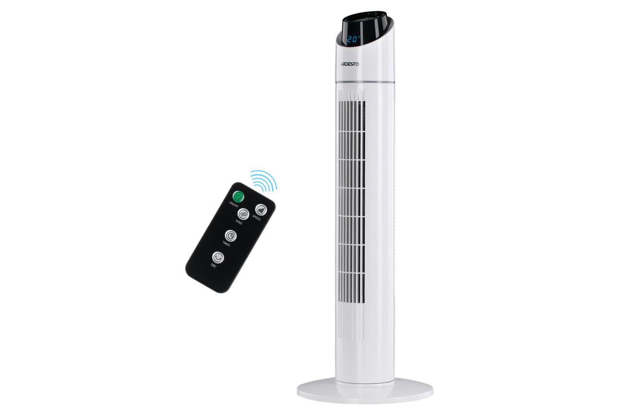 Вентилятор Ardesto FNT-R36X1W режим морського бризу