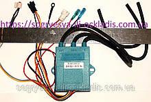 Автомат. керівн. 3 Ст. без підкл. дисплея і електродів+індикатор ON-OFF (б ф.у, Кит) колонок димохід, к. з. 1049