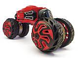Трюковая машина-трансформер, Dance Monster, перевёртыш, джип, на радиоуправлении, полный привод, аккум. 4.8V, фото 3