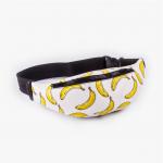 Жіноча поясна сумка (бананка) — Bananas