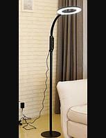 Торшер светодиодный напольный сенсорный Laguna 91975-16 черный