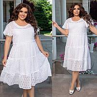 Платье женское 116тх батал