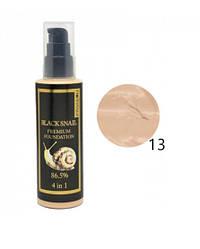 Тональный крем Privia U Black Snail Premium Foundation 86.5% SPF 30 PA++ 4 in 1 тон 13 (070211)