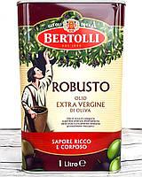 Масло оливковое Bertolli Robusto 5л. (Италия)