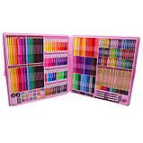 288 предметов!!! Самый большой художественный детский набор для рисования и творчества Colorful Italy, фото 3