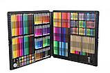 288 предметов!!! Самый большой художественный детский набор для рисования и творчества Colorful Italy, фото 2