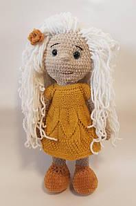 М'яка іграшка лялька із плюшевої пряжі 50 cm