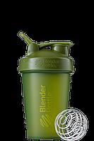 Шейкер спортивный BlenderBottle Classic Loop 20oz 590ml Moss Green, КОД: 1293355