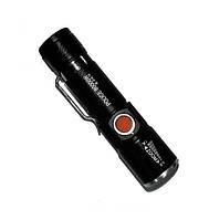 Тактический фонарик на аккумуляторе USB Police BL-616-T6