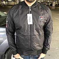 Fila Track Jacket F Black
